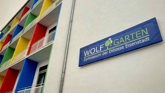Ein grober Fehler bei der Matura im Gymnasium Wolfgarten in Eisenstadt sorgt für heftige Kritik. (Bild: Reinhard Judt)