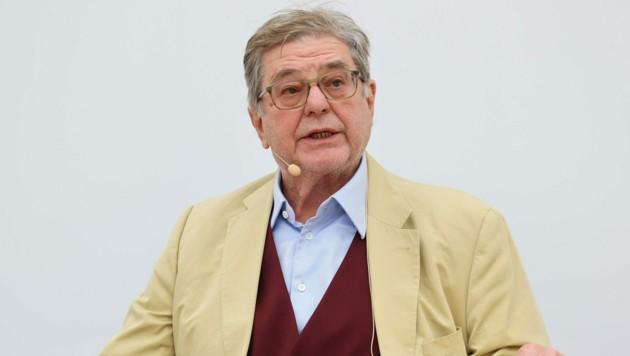 Erwin Steinhauer (Bild: Franz Neumayr / picturedesk.com)