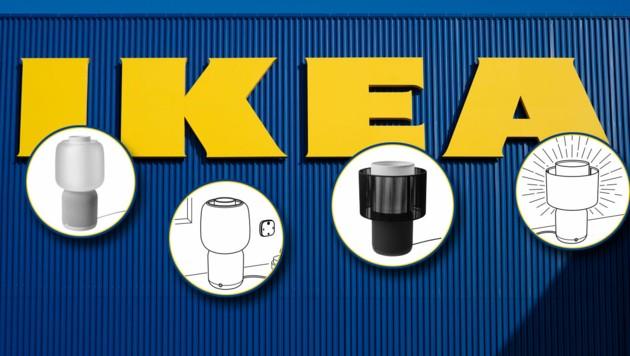 (Bild: ©ManuPadilla - stock.adobe.com, IKEA, Krone KREATIV)