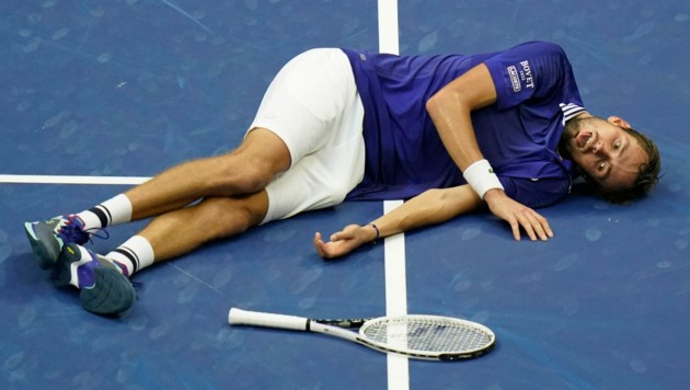 Daniil Medwedew (Bild: AP)