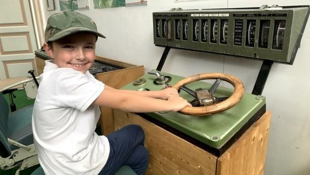 Allerlei Interessantes gibt es für Schüler im großen Technikmuseum Historama in Ferlach zu entdecken! (Bild: Wassermann Kerstin)