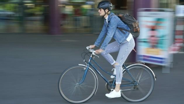 Alltagswege sollen mehr am Fahrrad zurückgelegt werden. (Bild: Pail Sepp)