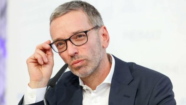FPÖ-Bundesobmann und Klubchef Herbert Kickl (Bild: SEPA.Media | Michael Indra)