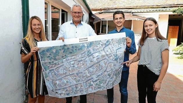 Eisenstadt erhält wieder ein Jugendzentrum in der Innenstadt. (Bild: Judt Reinhard)