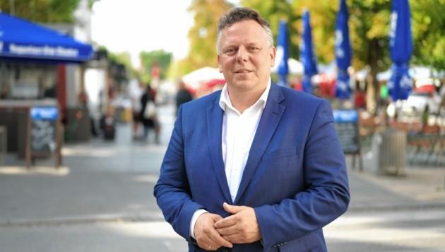 Michael Ehmann (SPÖ Graz) (Bild: SPÖ Graz)