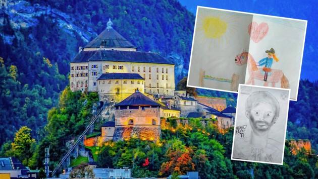 Die Festung Kufstein (Bild: Hubert Berger)