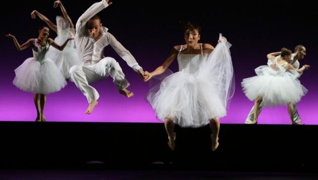 Ballett ist ein hartes Geschäft - war es in Linz zu hart? (Bild: Ursula Kaufmann)