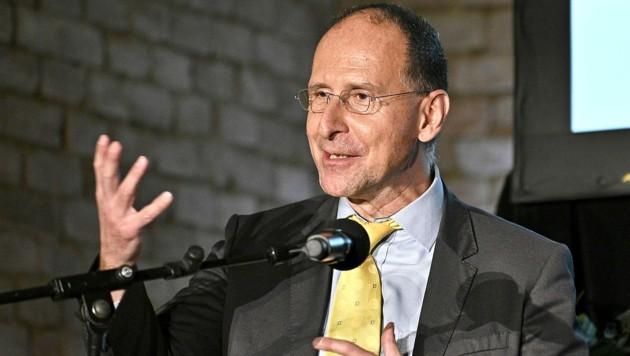 Politologe Peter Filzmaier (Bild: APA/HANS PUNZ)