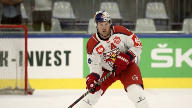 Vincent LoVerde feierte zweimal den Calden Cup, den Titel in der American Hockey League. (Bild: Tröster Andreas)