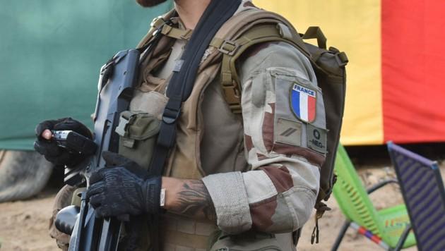 """Französische Streitkräfte haben den Anführer des IS-Ablegers in der Sahara """"neutralisiert"""". (Bild: AFP)"""