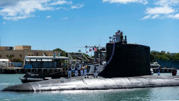 Australien soll bald nuklear betriebene U-Boote wie die USA besitzen. (Bild: Navy Office of Information)