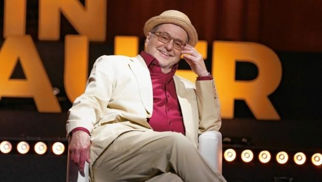Erwin Steinhauer wird am Sonntag 70 Jahre alt. (Bild: ORF)