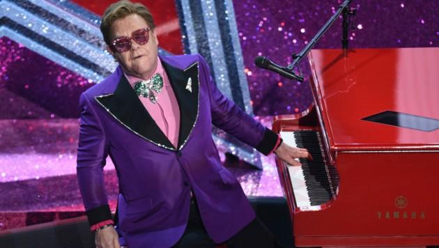 Elton John (Bild: APA/Chris Pizzello/Invision/AP)