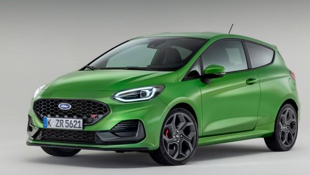 Ford Fiesta ST (Bild: Ford)