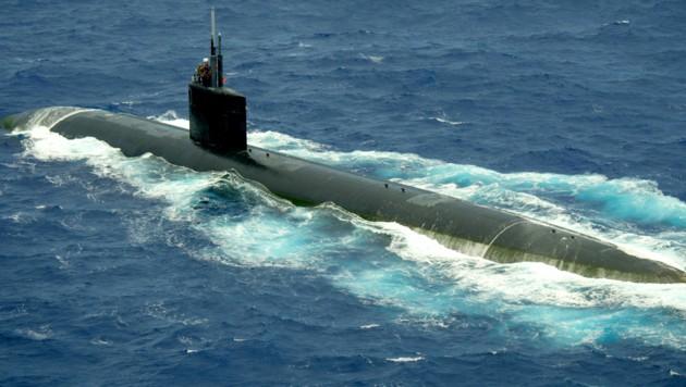 U-Boot der USA (Symbolfoto) (Bild: Navy Media Content Operations)