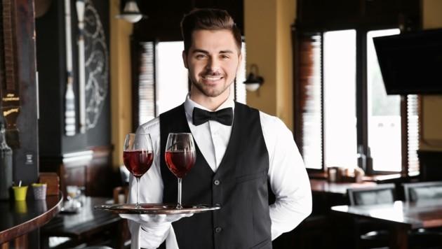 Edelrestaurant oder Kantine mit Selbstbedienung. Die Mitte bricht weg. (Bild: stock.adobe.com)