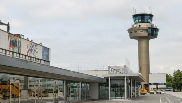 Der Flugverkehr ist wieder angelaufen, dennoch brauchte der Airport bereits eine Finanzspritze (Bild: Tschepp Markus)