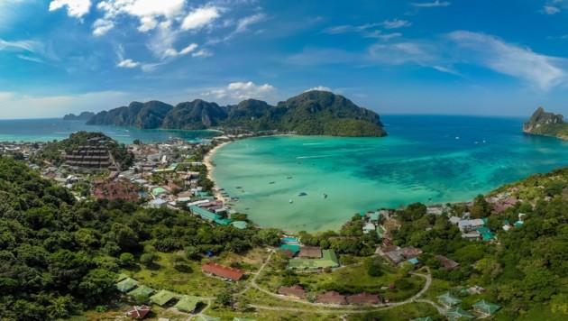 Diese thailändische Traumgegend war seit mehreren Jahren das Zuhause des Profis für nachhaltigen Tourismus. (Bild: stock.adobe.com)