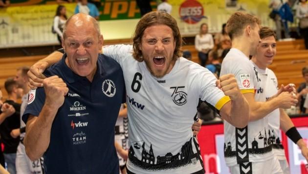 Bregenz, HC, Hard, Handball, Derby, Foto, Maurice Shourot, Shourot, (Bild: Maurice Shourot)