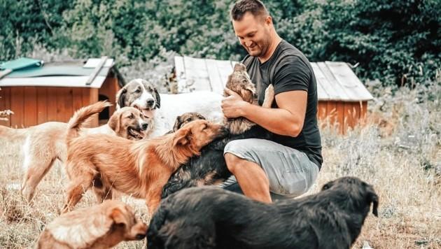 Ein Herz für Hunde (Bild: Michael Midzan)