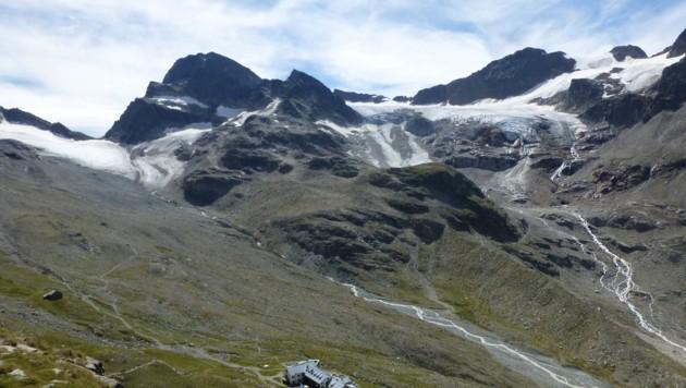 Gletscher haben also das Potenzial, sich zu erholen - allerdings nur, wenn auch die Rahmenbedingungen passen. (Bild: Privat)
