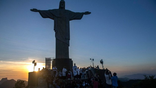 (Bild: APA/AFP/MAURO PIMENTEL)