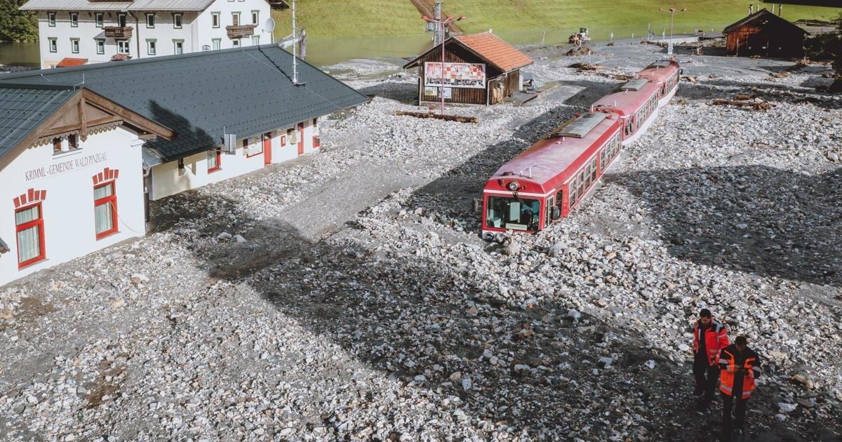 Salzburgs Lokalbahnen von Bundesmitteln abhängig