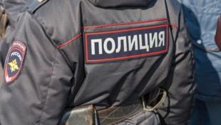 Symbolbild: Ein russischer Polizist (Bild: ©Alexandr Blinov - stock.adobe.com)
