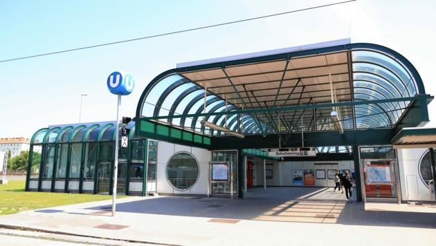 Die U-Bahn-Station Schottenring (Bild: Peter Tomschi)