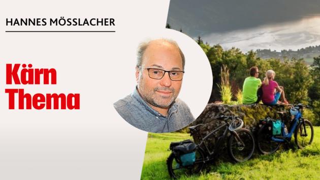 (Bild: Uta Rojsek-Wiedergut/Kärnten Werbung/Uwe Geissler/KRONE Kreativ)