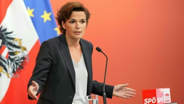 Pamela Rendi-Wagner (Bild: APA/Georg Hochmuth)