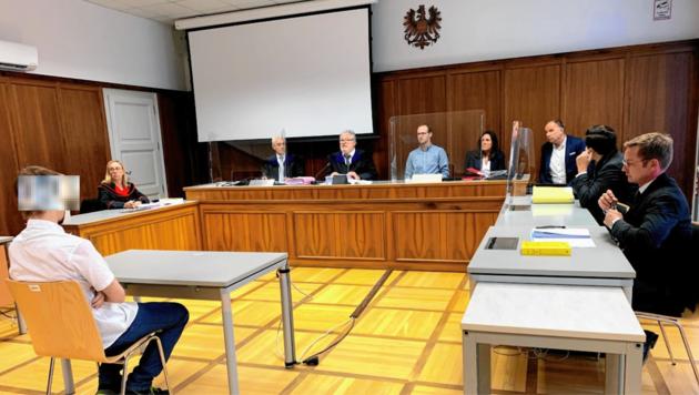 Der Prozess fand am Dienstag in Klagenfurt statt. (Bild: Wassermann Kerstin)