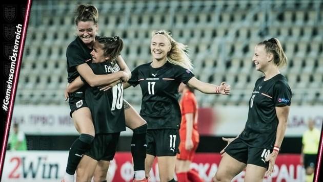 (Bild: Facebook.com/Das Frauen-Nationalteam)