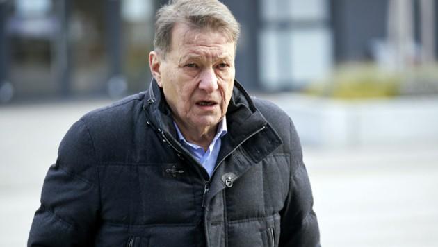 Peter Kostelka, Präsident des Pensionistenverbandes, fordert mehr Entlastung. (Bild: APA/GEORG HOCHMUTH)