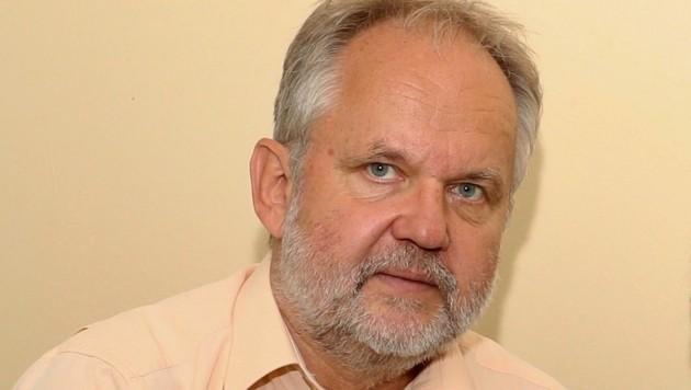 Michael Schodermayr, SPÖ-Stadtrat und Allgemeinmediziner in Steyr (Bild: Klaus Mader Fotografie)