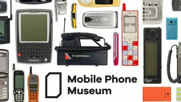 (Bild: mobilephonemuseum.com)