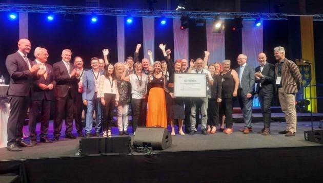 21 Gemeinden sind im Burgenland bei der Nachbarschaftshilfe Plus dabei und somit Sieger. (Bild: Nachbarschaftshilfeplus)
