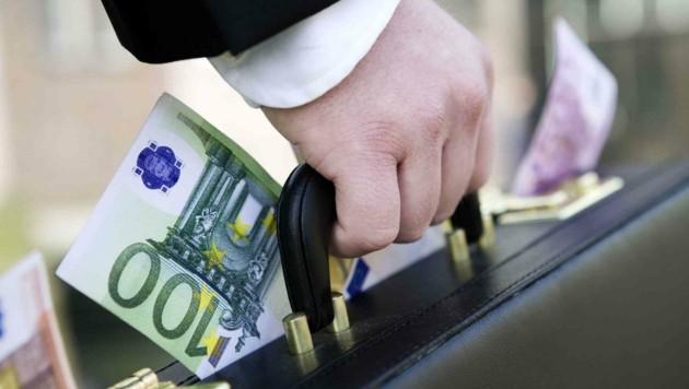 Berge voller Geld scheffelte der Angeklagte damals vor zehn Jahren mit Aktien-Insiderhandel (Bild: www.viennareport.at)