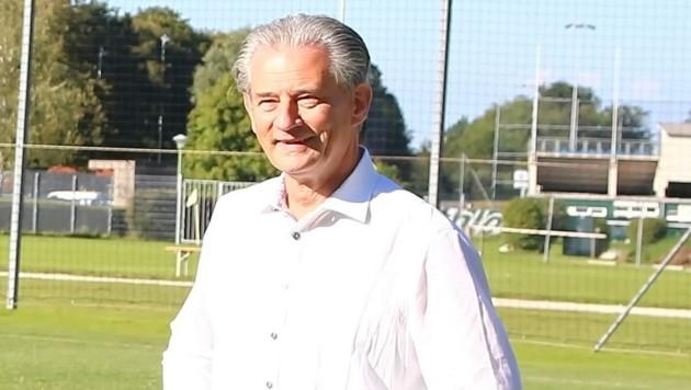 SP–Stadtchef Peter Groiß (Bild: Helmut Klein)