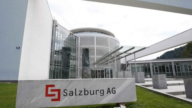 Die Salzburg AG plant momentan keine Preisanpassungen (Bild: Tschepp Markus)