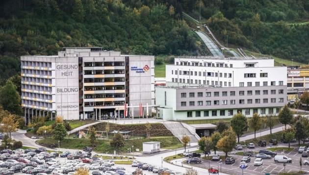 (Bild: Krankenhaus Schwarzach)