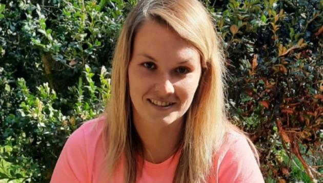 Die 25-jährige Petra Lagger möchte sich am liebsten bei jedem Einzelnen persönlich bedanken. (Bild: Petra Lagger)