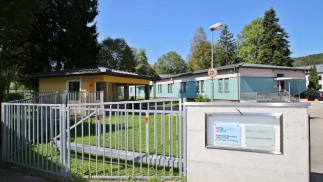 Erstaufnahmezentrum Thalham in St. Georgen im Attergau (Bild: Hörmandinger Reinhard)