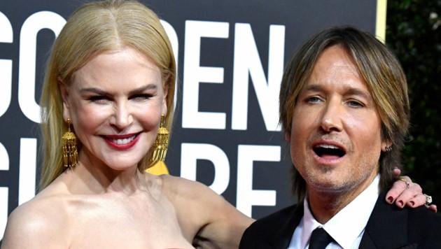 Nicole Kidman und Keith Urban (Bild: APA/Frazer Harrison/Getty Images/AFP )