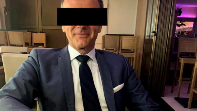 Unter Mordverdacht: der 56 Jahre alte Finanzberater (Bild: zVg)