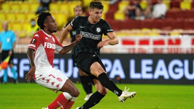 Ivan Ljubic ist schon ein halber Steirer. (Bild: Pail Sepp)