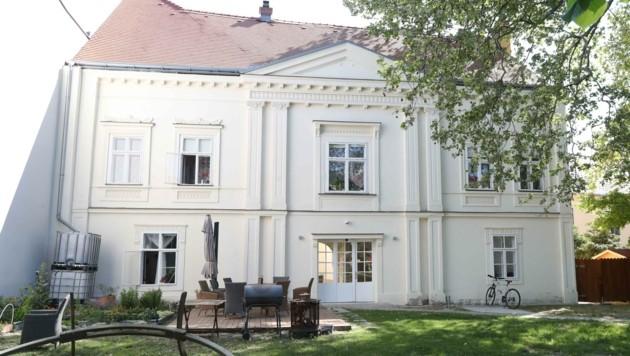 Ihr eigener Unternehmenssitz in Baden ist bestes Beispiel für die Arbeit der Brüder.. (Bild: Judt Reinhard)