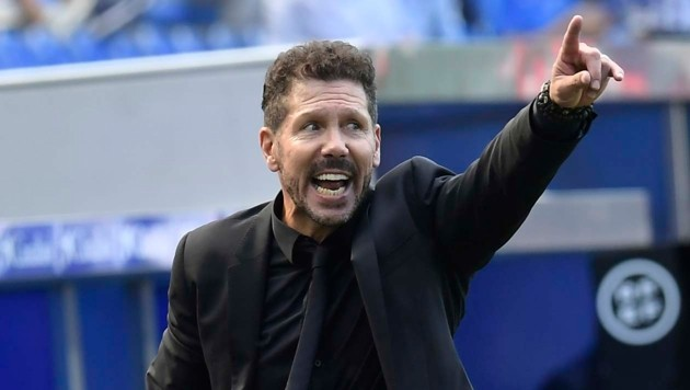 Atletico Madrid (Bild: Copyright 2021 The Associated Press. All rights reserved)