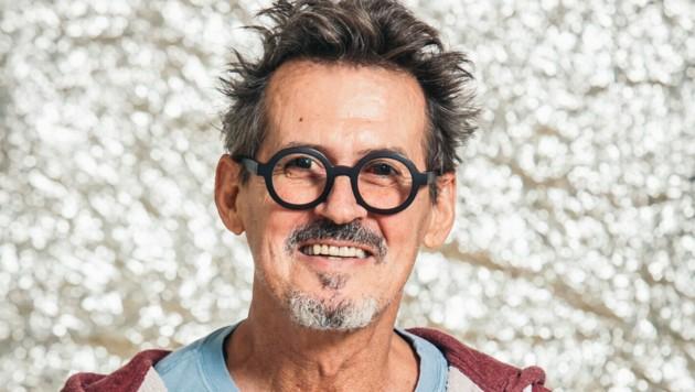 """Thomi Scheiderbauers Initiative """"Kreissaal"""" ist noch bis 17. Oktober im Bregenzer Magazin 4 beheimatet. Jeder, der will, kann sich an den Gesprächen beteiligen. (Bild: Mathis Fotografie)"""