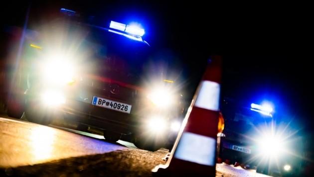 Bei der nächtlichen Schwerpunktaktion im Großraum Linz mit Hauptaugenmerk auf Raser und Fahrzeugtuning überschritten 195 Fahrzeuglenker die erlaubte Höchstgeschwindigkeit. (Bild: Kerschbaummayr Werner)